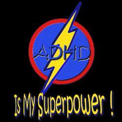 adhd superkraft