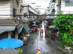regn i bangkok